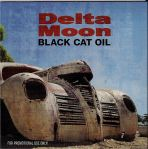 Delta Moon - Black Cat Oil (2012) Cover