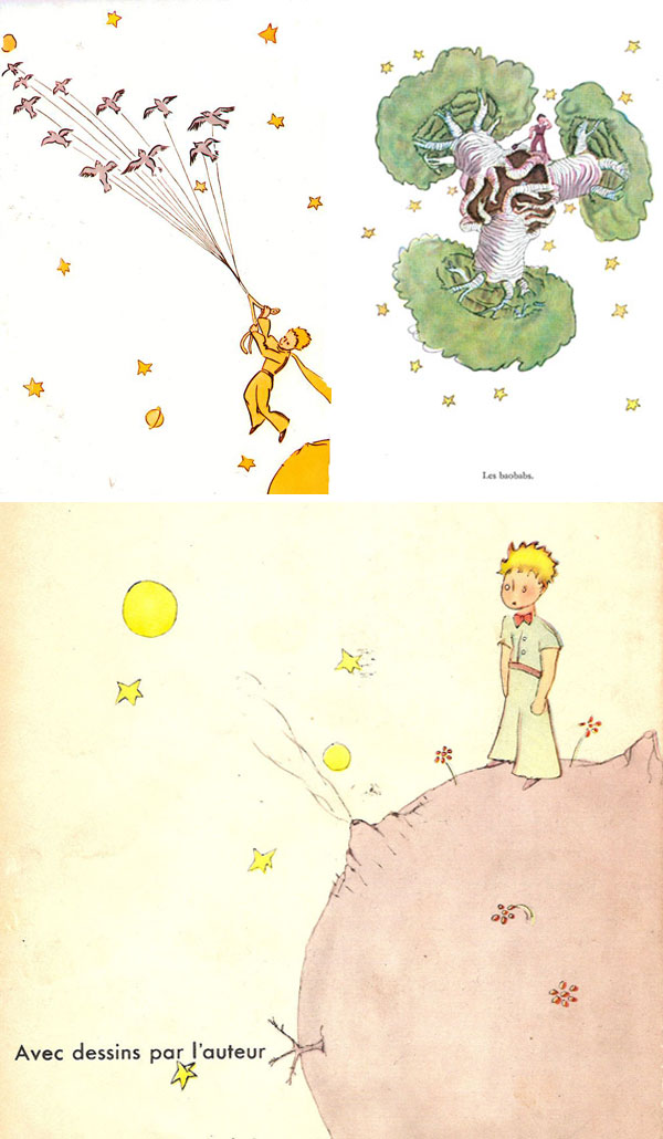 The 13 Most Beautiful Phrases Of The Little Prince Quotes: The Little Prince, Written And Illustrated By Antoine De
