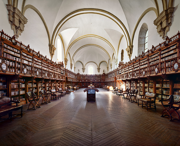 The 25 most beautiful college libraries in the world - Libreria cervantes en salamanca ...