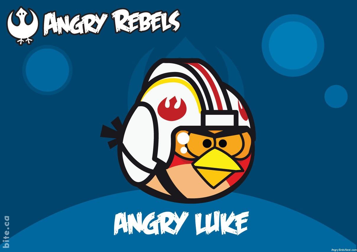 Angry birds star wars character angry luke bluesyemre - Angry birds star wars 8 ...