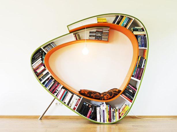 simple bookshelf design