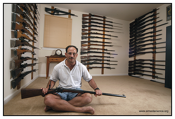 Armed America Portraits Of Gun Owners In Their Homes Photographs By