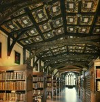 Duke of Humphrey's Library, Bodleian, Oxford University, England