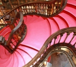 The Lello & Irmao Bookstore in Portugal