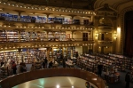 This former theater turned bookstore in Buenos Aires