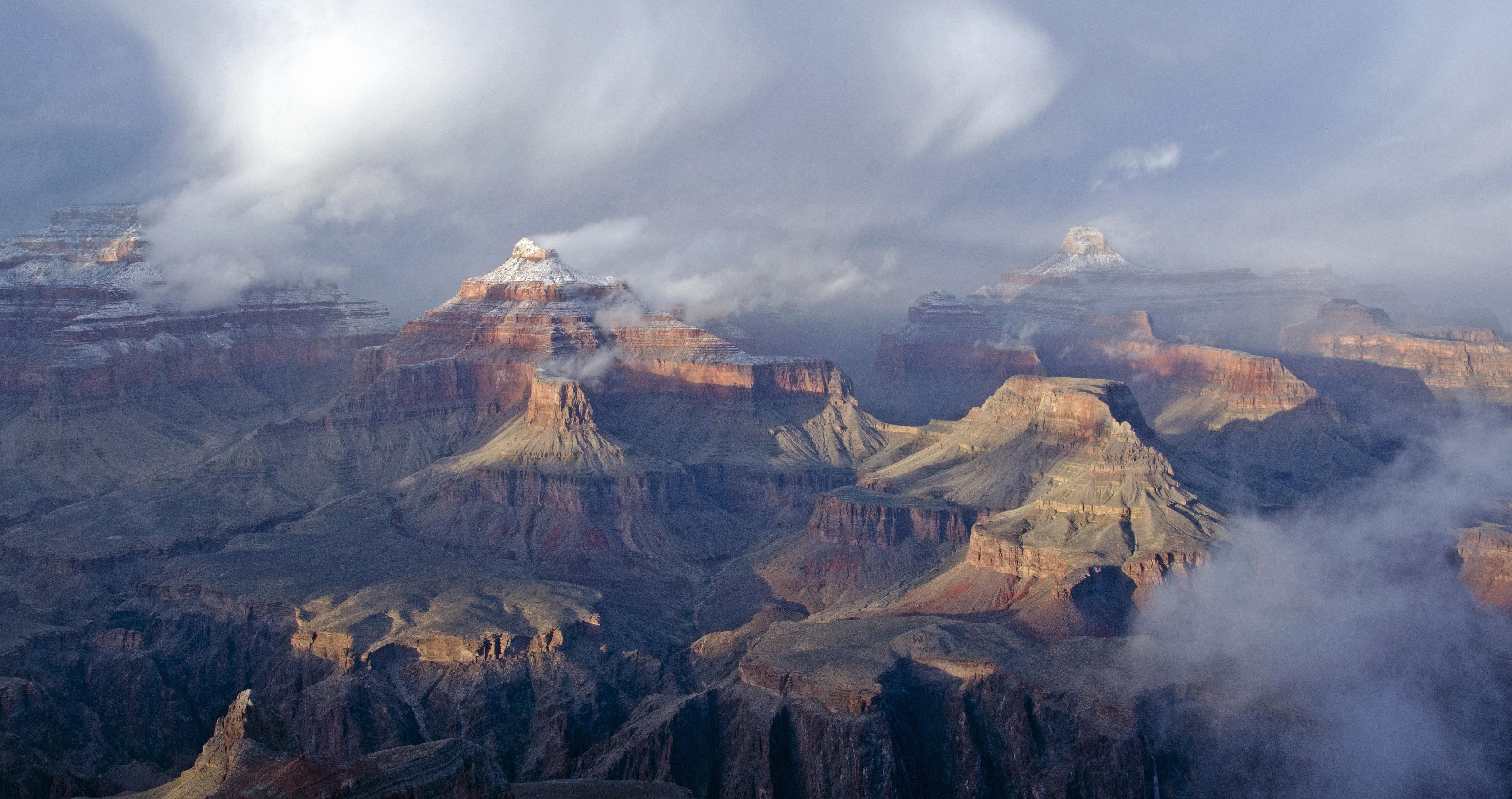 Grand Canyon National Park Sunset February 10 2013 1516