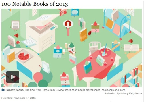 2013 notable books