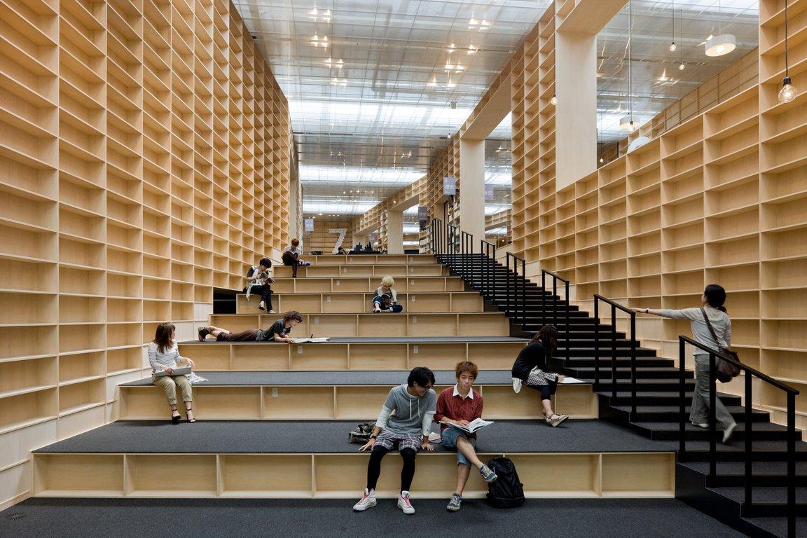 musashino art university museum library 03 bluesyemre