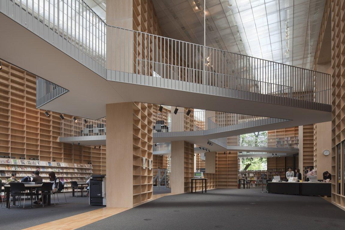 musashino art university museum library 06 bluesyemre