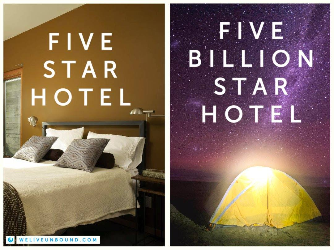 Five star hotel vs five billion star hotel bluesyemre for Five star hotel