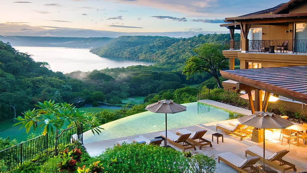 30 four seasons peninsula papagayo costa rica bluesyemre for Luxury vacation costa rica