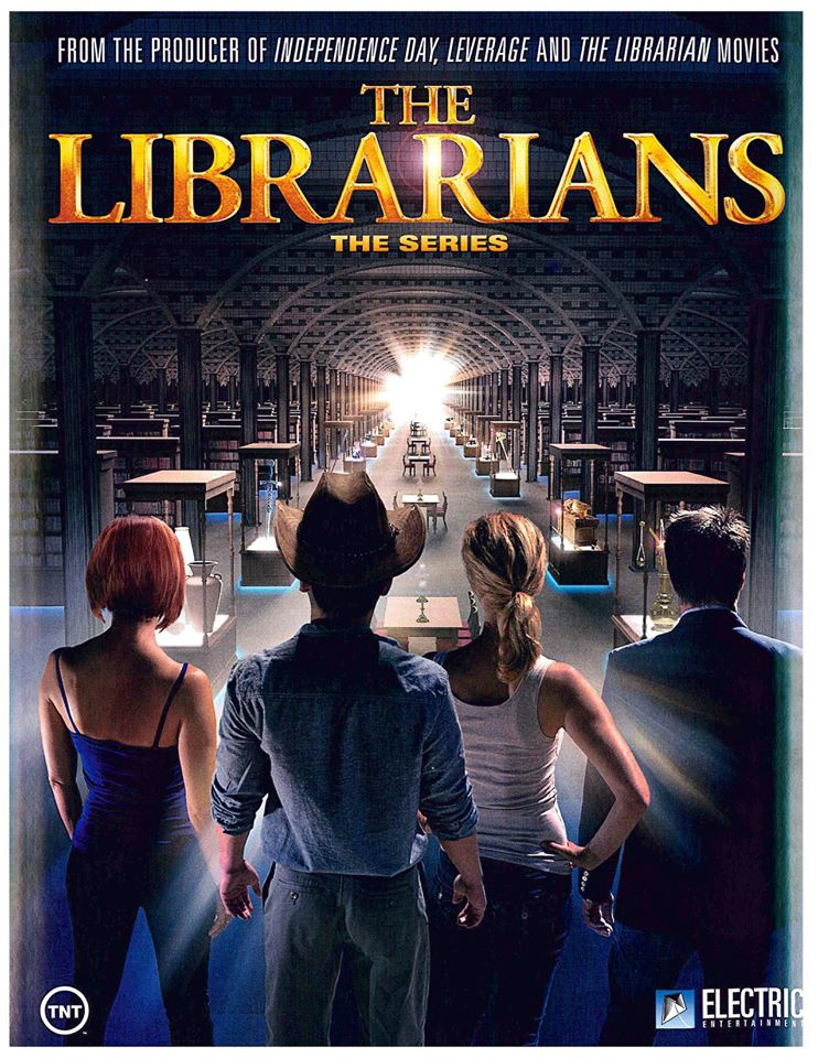 the librarians new series based on the librarians movies