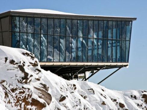 #1 KNOLL RIDGE CAFE, Mt Ruapehu NZ