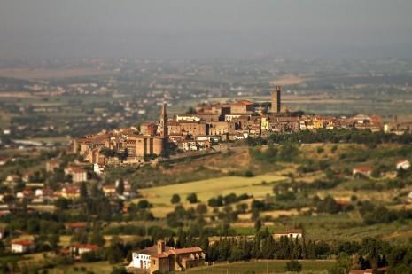 Castiglion Fiorentino, Italy