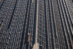 a coal train yard in Virginia