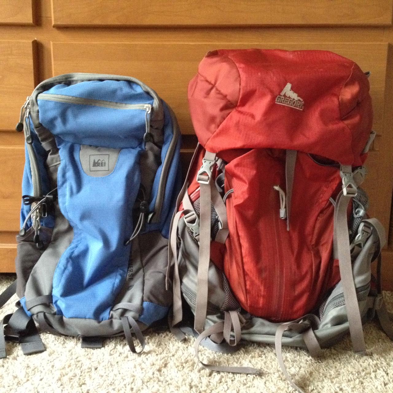 europe travel backpack