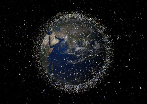 Stuff In Space A Realtime D Map Of Objects In Earth Orbit - Map of satellites orbiting earth