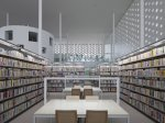 the-hole-punch-like-windows-in-the-kanazawa-umimirai-library-in-kanazawa-city-japan-are-meant-to-make-the-library-look-like-a-forest-of-books-the-goal-of-the-librarys-design-is-for-