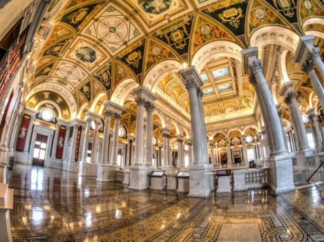 the-library-of-congress-in-washington-dc-has-more-shelf-space-and-books-than-any-other-library-in-the-world-the-thomas-jefferson-building-is-especially-beautiful-with-its-marble-col