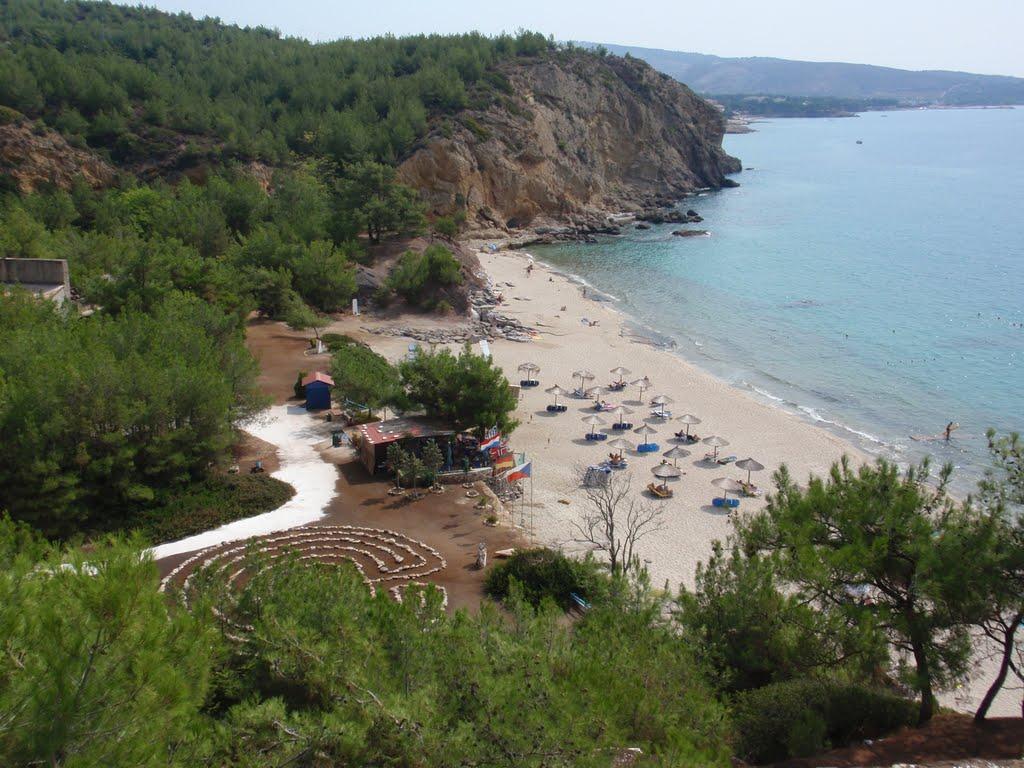 Metalia Beach, Thassos  bluesyemre
