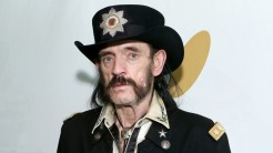 WEST HOLLYWOOD, CA - JANUARY 17: 57th Annual GRAMMY Awards nominee Lemmy Kilmister of Motorhead attends Los Angeles GRAMMY Nominee Celebration - LA Chapter on January 17, 2015 in West Hollywood, California. (Photo by Rebecca Sapp/WireImage for NARAS)