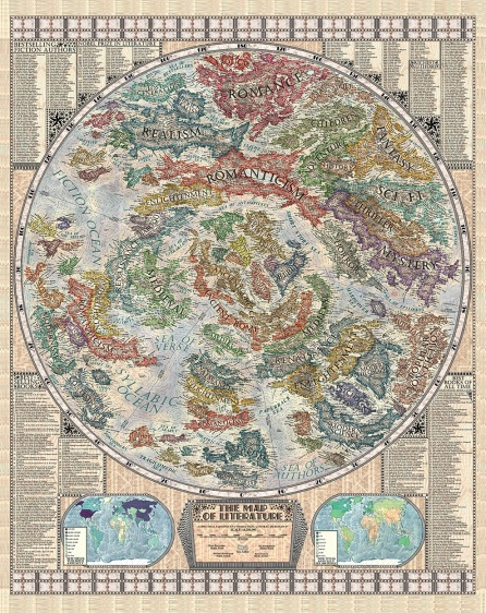 The-Map-of-Literature-how-literature-evolved-from-the-ancient-era-to-the-present-day