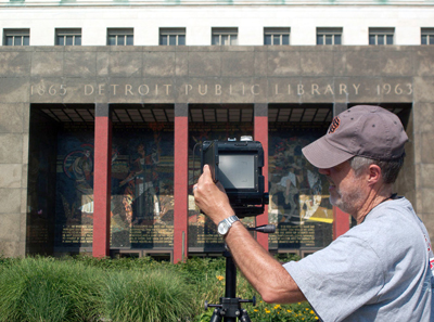 dawson-photographing-main-library-detroit