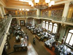 National Art Library at the V&A