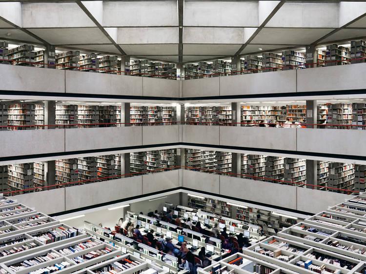 London S Most Beautiful Libraries Bluesyemre