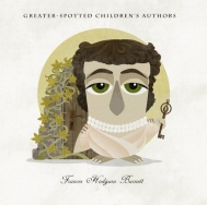 frances-hodgson-burnett-greater-spotted-childrens-authors-prints