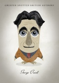 greater-spotted-british-authors-george-orwell-prints