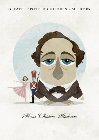 greater-spotted-childrens-authors-hans-christian-anderson-prints