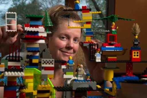 Art librarian Megan Lotts