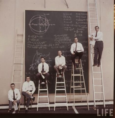 NASA before Powerpoint, 1961 (2)