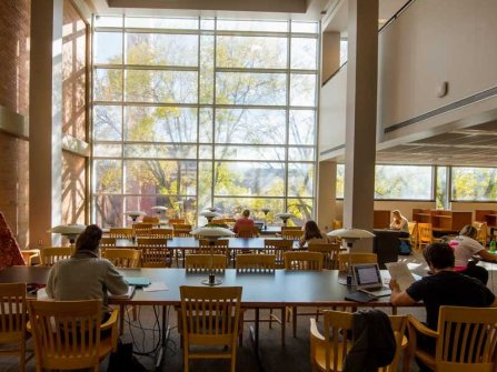 south-dakota-the-university-of-south-dakota-library-features-light-filled-floor-to-ceiling-windows-that-look-out-onto-the-vermillion-campus