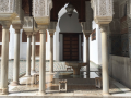 today-thanks-to-aziza-chaounis-four-year-renovation-the-al-qarawiyyin-library-features-restored-fountains-and-delicately-rehabilitated-texts-many-of-them-original-religious-works