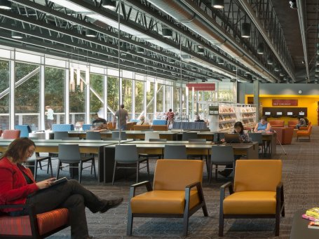 washington-the-renton-public-library-in-the-city-of-renton-boasts-an-industrial-and-natural-feel-which-earned-it-a-2016-aiaala-library-building-award