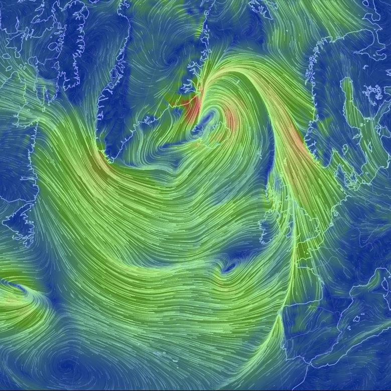 Earth Wind Map Bluesyemre