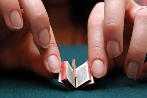 miniature-book