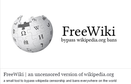 free wiki