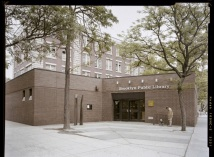 Cortelyou Library, Brooklyn Public Library, 1983