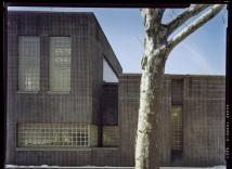 Jamaica Bay Library, Brooklyn Public Library, Leibowitz-Boudova and Associates, 1973