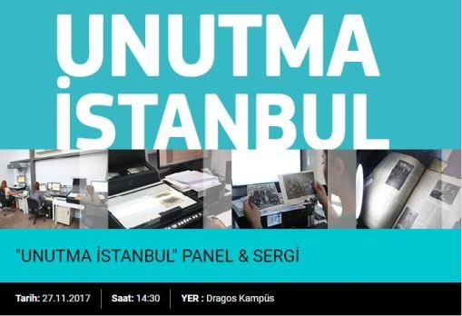 Unutma İstanbul