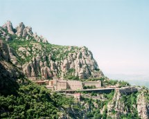 The Monastery of Montserrat in Spain holds 1,500 theological manuscripts.Philippe Braquenier