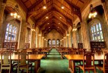 Bapst Library, Boston, United States