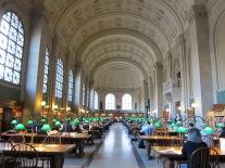 Boston Public Library, United States