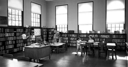 library-1960s