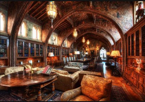 randolph-hearst-library