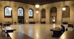 Adam Strohm Hall, Main branch, Detroit Public Library, MI
