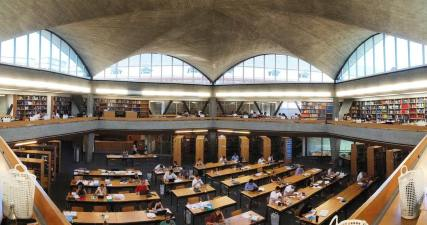 Basel University Library, Switzerland